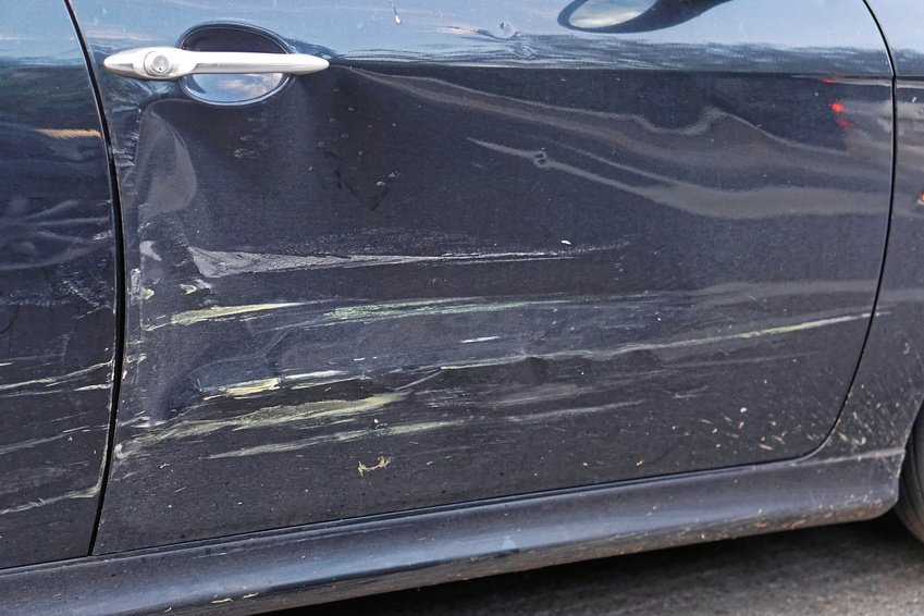 The Types Of Dents Your Car Might Need Removed