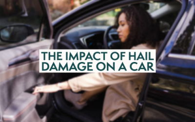 The Impact of Hail Damage On A Car