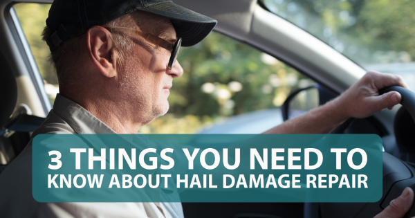 3 Things You Need to Know About Hail Damage Repair