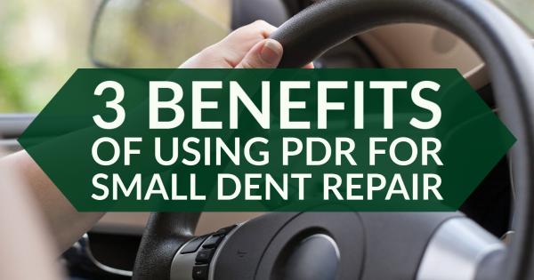small dent repair